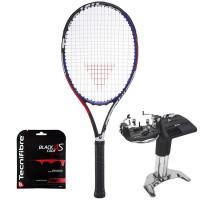 Rakieta tenisowa Tecnifibre TFight 280 XTC + naciąg + usługa serwisowa
