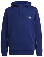 Bluza chłopięca Adidas XFG Warm PO - victory blue/black