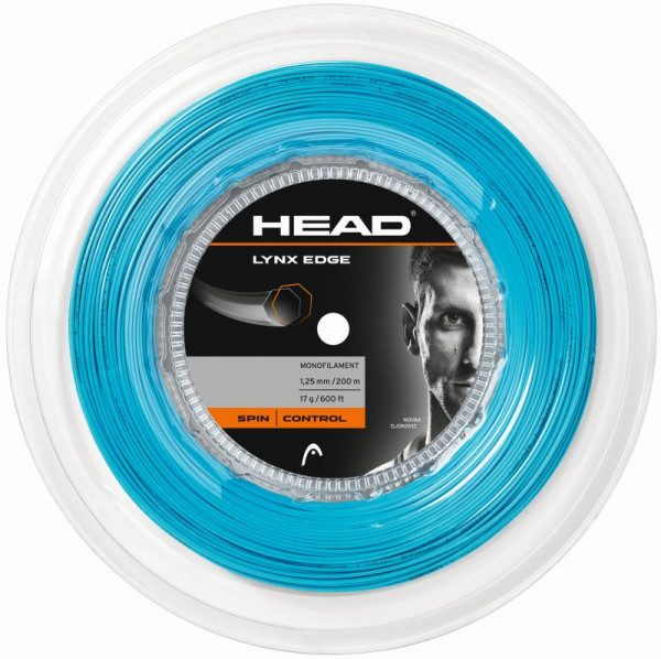 Tennis String Head LYNX Edge (200 m) - blue