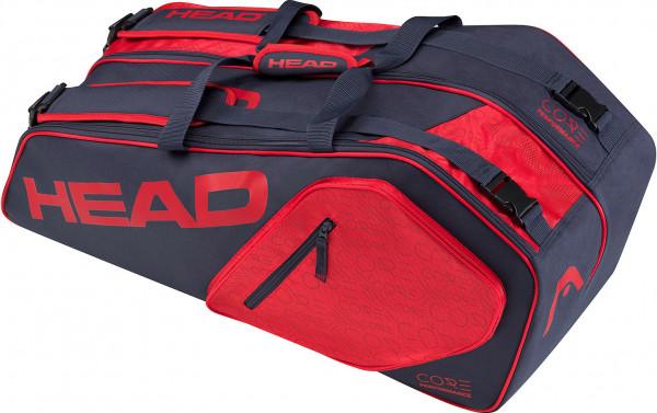 Head Core 6R Combi - navy/red