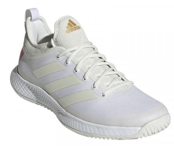 Teniso batai vyrams Adidas Defiant Generation M - white/white tint/gold metallic