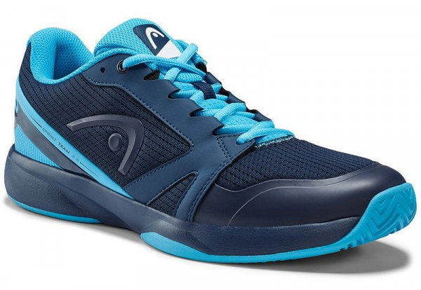 Męskie buty tenisowe Head Sprint Team 2.5 Men - dark blue/aqua
