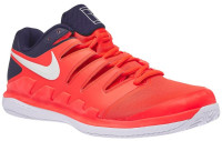 Męskie buty tenisowe Nike Air Zoom Vapor X Clay - bright crimson/phantom/white