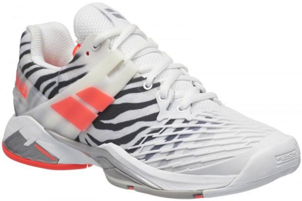 Sieviešu tenisa apavi Babolat Propulse Fury All Court Woman - zebra