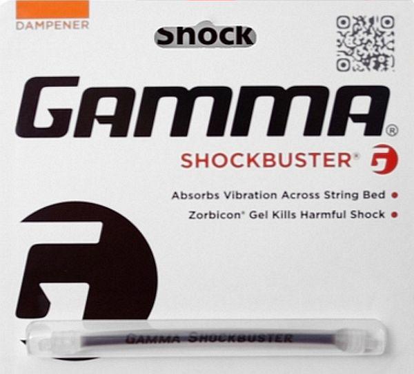 Vibratsiooni summutid Gamma Shockbuster - black