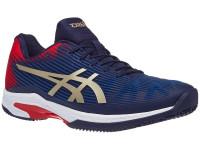 Asics Solution Speed FF Clay - peacoat/champagne