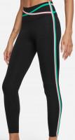 Antblauzdžiai Nike Dri-Fit One Mid-Rise 7/8 Tight W - black/white