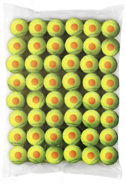 Juunioride tennisepallid Wilson Starter Orange 48B