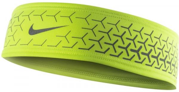 Bandana Tenisowa Nike Dri-Fit 360 Headband 2.0 - volt