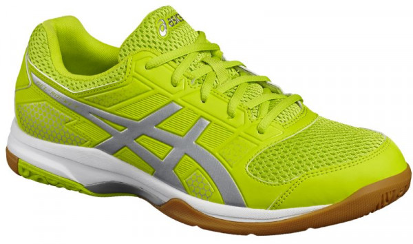 Men's shoes Asics Gel-Rocket 8 - energy green/silver/white
