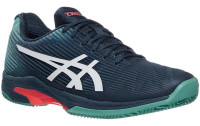 Męskie buty tenisowe Asics Solution Speed FF Clay - mako blue/white