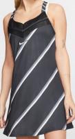 Teniso suknelė Nike Court Dress PS NT - black/white/black
