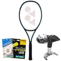 Rakieta tenisowa Yonex VCORE PRO 100 (300g) - matte green + naciąg + usługa serwisowa