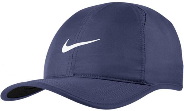 Nike U Aerobill Feather Light Cap - blue recall