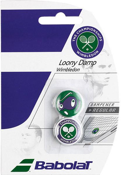 Tenisa vibrastopi Babolat Loony Damp Wimbledon - assorted