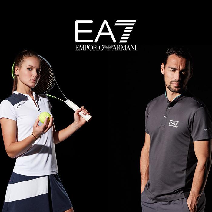 EA7 - Emporio Armani - Fabio Fognini