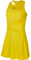 Damska sukienka tenisowa Nike Court Maria Dress W - bright citron/gridiron