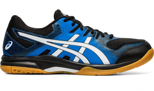 Męskie buty do squasha Asics Gel-Rocket 9 - black/directoire blue