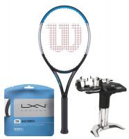Rakieta tenisowa Wilson Ultra 100 V3.0 + naciąg + usługa serwisowa