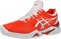 Męskie buty tenisowe Asics Court FF Novak Clay - cherry tomato/white