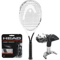 Head Graphene 360+ Speed Pro + stygos + tempimas