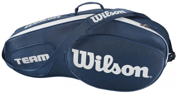 Wilson Team III 3 Pack Bag - blue/white