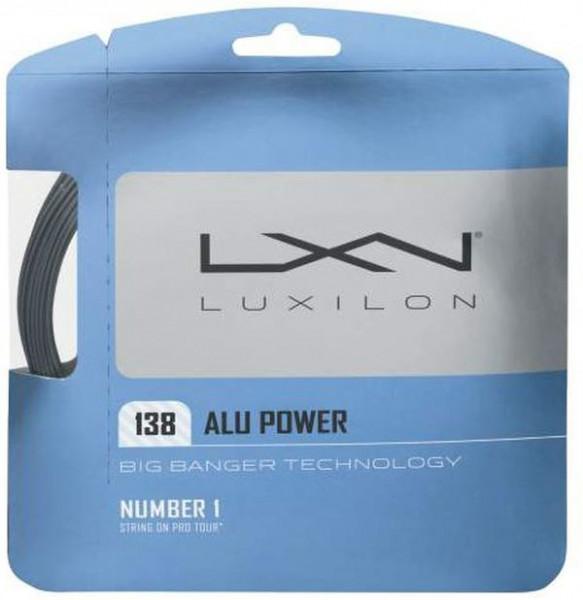 Tennisekeeled Luxilon Big Banger Alu Power 138 (12.2 m)