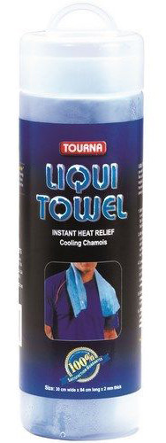 Dvielis Tourna Liqui Towel - white