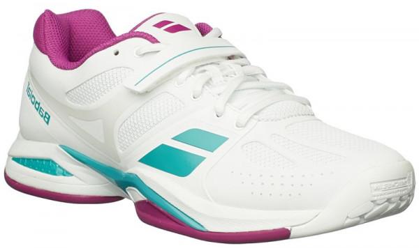 Sieviešu tenisa apavi Babolat Propulse All Court - white