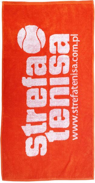 Strefa Tenisa Towel - orange/white