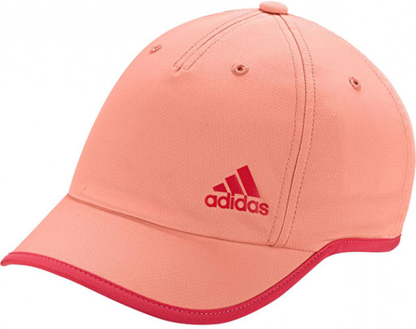 Adidas Climalite Hat Womens - sun glow/shock red/shock red