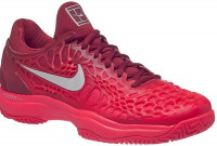 Nike Air Zoom Cage 3 - team red/metallic silver