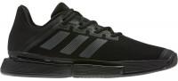 Męskie buty tenisowe Adidas SoleMatch Bounce M - core black/night metallic/core black
