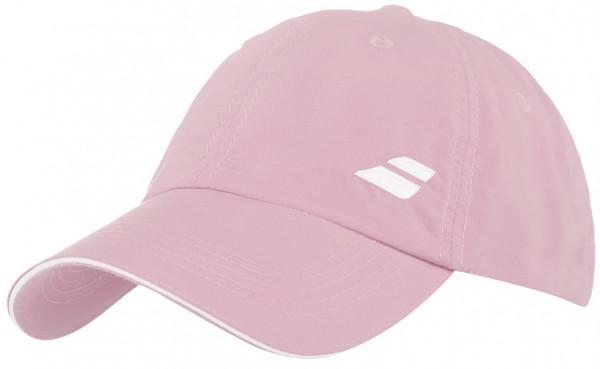 Babolat Basic Logo Cap - light pink