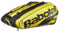 Torba tenisowa Babolat Pure Aero x12 - yelllow/black