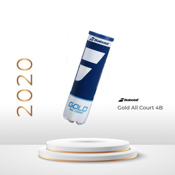 Babolat Gold All Court 4B