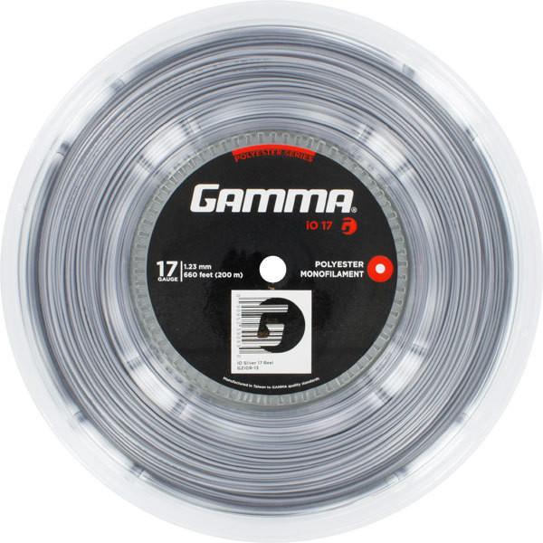 Teniso stygos Gamma iO (200 m) - silver