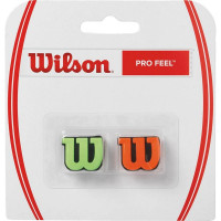 Wilson Pro Feel - green/orange