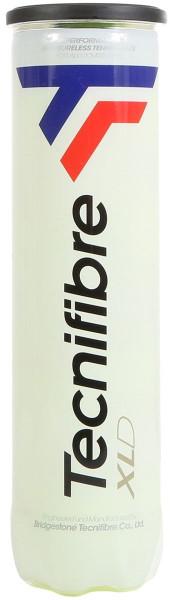 Tenisa bumbiņas Tecnifibre XLD 4B