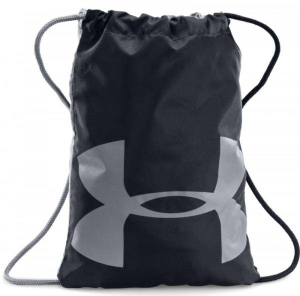 Teniso kuprinė Under Armour Ozsee Sackpack - black