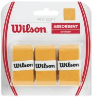 Wilson Pro Soft (3 vnt.) - gold