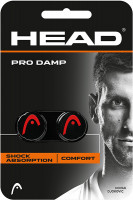 Vibration dampener Head Pro Damp - black