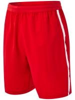 Lacoste Men's SPORT x Novak Djokovic Breathable Stretch Shorts - red