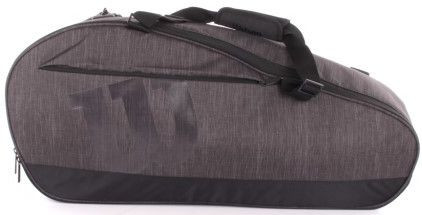 Wilson Agency 9 Pk Bag - black/grey