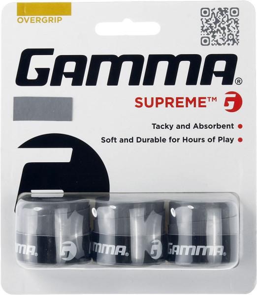 Viršutinės koto apvijos Gamma Supreme grey 3P