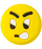 Wilson Emotisorbs Angry Yellow Face