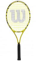 Teniso raketė jaunimui Wilson Minions Jr 25 - yellow/black/black