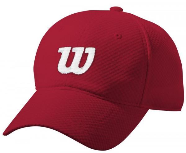 Czapka tenisowa Wilson Summer Cap II - red