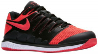 Damskie buty tenisowe Nike WMNS Air Zoom Vapor X - black/solar red/white