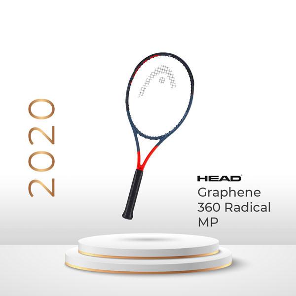 Head Graphene 360 Radical MP